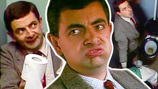 Toilet Bean  Mr Bean Full Episodes  Mr Bean Official