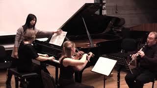 Bartok Contrasts, clarinet trio