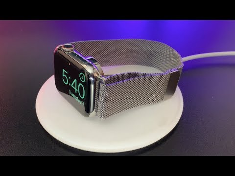 Official Apple Watch Stainless Steel Milanese Loop/Band Review - ALL COLORS!