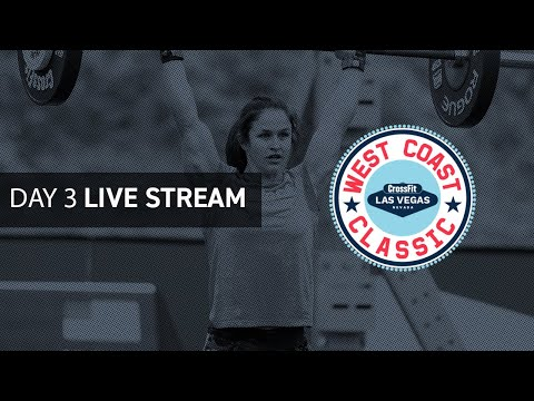 Watch West Coast Classic Day 3—CrossFit Semifinals