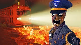 NEW BO2 TRANZIT BUS DEPOT REMAKE CHALLENGE MAP! (Call of Duty Black Ops 3 Zombies)
