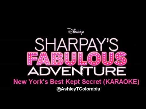 Sharpay's Fabulous Adventure - New York's Best Kept Secret - Karaoke/Instrumental + Download