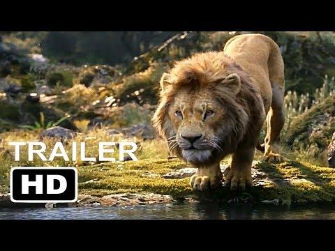 Король Лев — Ролик создание фильма (2019)