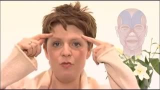 видео Кэрол Маджио, гимнастика для лица -
