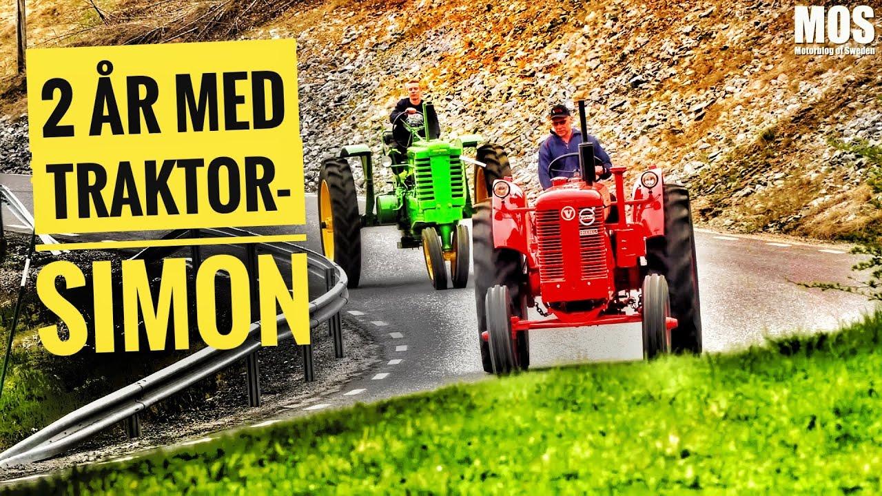 2 år med TraktorSimon