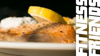 Кускус с Семгой, Кешью и Курагой || iCOOKGOOD on FOOD TV || Рыба(Кускус с Семгой, Кешью и Курагой || iCOOKGOOD on FOOD TV || Рыба Мы представляем вам Fitness Friends – уникальную коллекцию..., 2016-03-25T22:11:13.000Z)