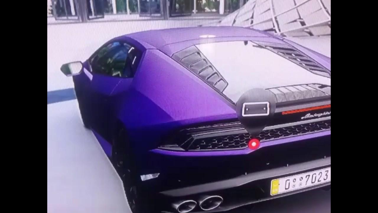 Lana Rose Lamborghini Huracan