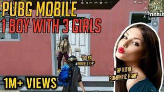 Playing with Three Random Girls | Funny Moments
