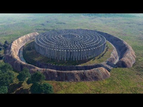 Diese Steine sind eines der größten Geheimnisse der archäologischen Welt!