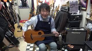 K.yairi ノクターン 国産 オール単板ギター 程度良好!