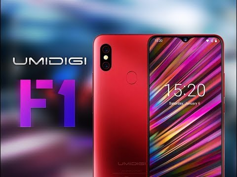 UMIDIGI F1 - The Flagship Killer Phone - Official Introduction