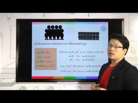 IPST Digital Maths : บทที่ 3 คู่อันดับและกราฟ ตอนที่ 1