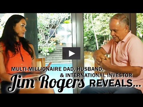 SNEAK PEEK: A revealing chat with Jim Rogers in his Singapore home