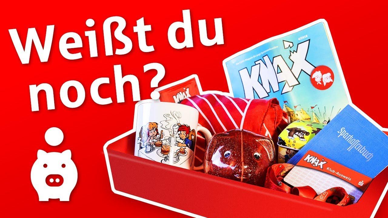 Am 30.10.18 ist Weltspartag in der Sparkasse Kraichgau ...