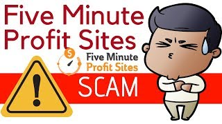 Five Minute Profit Sites - SCAM WARNING (2019) Review - ClickBank Product SCAM