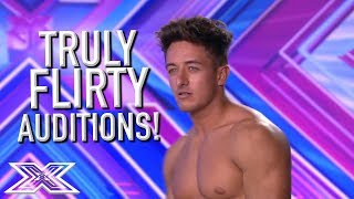 Download When X Factor Auditions Get FLIRTY! | X Factor Global Mp3 and Videos