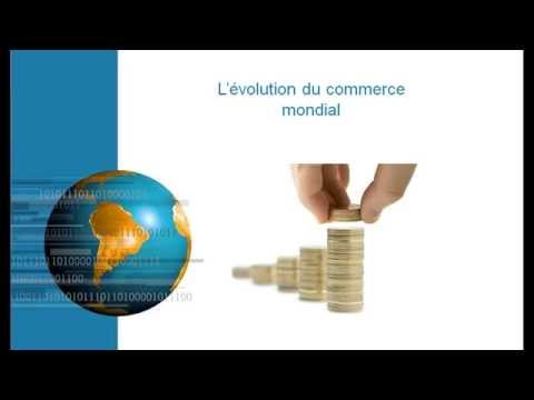 Modules ISTA Commerce : L'environnement International (Darija)