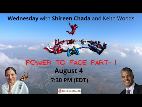 Wednesdays Wisdom Series: Power to Face (Part-1) with Sr. Shireen