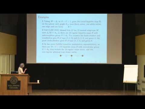 Algebraic Map Theory
