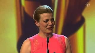 Verleihung Lola 2014 an Jördis Triebel