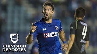 Martín Cauteruccio marcó gol y le dio tranquilidad en Copa al equipo de 'Paco' Jémez