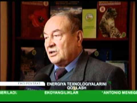 "Draft Law ""On Renewable Energy Sources"" February 15, 2012, Oliy Majlis (in Uzbek)"