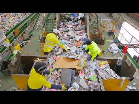 Central Coast Recycling Video