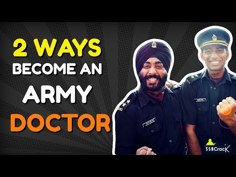 How To Become A Doctor In Indian Army Navy Airforce