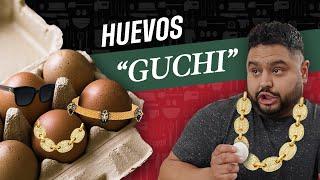 Huevos Baratos VS Huevos Caros | El Guzii