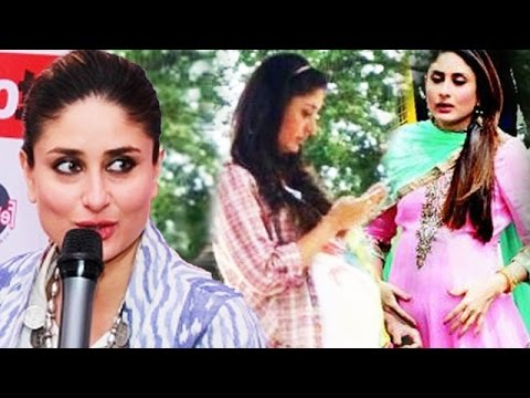 Kareena Kapoor FINALLY OPENS UP On Her Pregnancy Reports Mp3