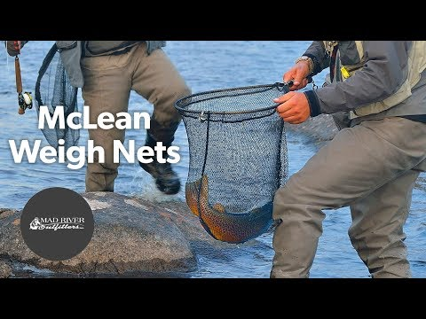 McLean Weigh Nets Are Incredible. - Product Review & Showcase