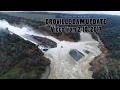 Oroville Dam Video Update of Main & Emergency Spillway 2-18-2017