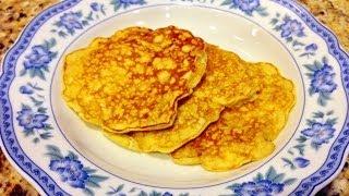How To Make: Bánh Chuối Kẹp (natural Banana Pancakes)