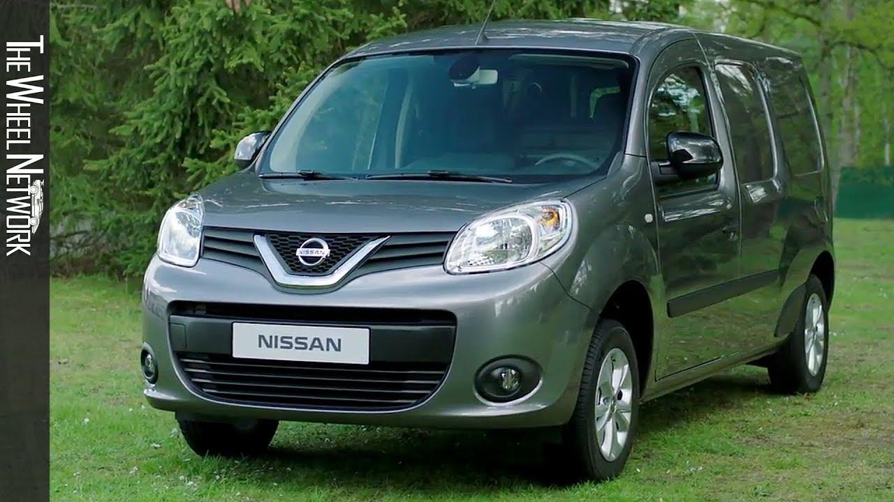 2020 Nissan NV250 Range | Driving, Interior, Exterior