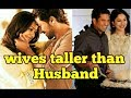7 Famous Indian Couple Where she is taller than he