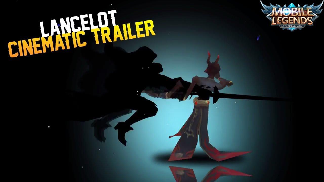 New Hero Lancelot Cinematic Traiiler Mobile Legends Youtube Lanccelot Watch Aegis Of Attilia