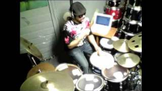 FunkFlash-Sonic Grooves: Planet Wisp, Act 1 Drum Cover