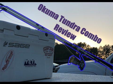 Okuma Tundra Surf Rod Combo Review- (Tackle Tip Tuesday Ep. 7)