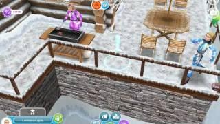 Сериал в игре Sims Freeplay 1 сезон продолжение 5 серии
