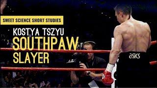 Kostya Tszyu: Southpaw Slayer | Sweet Science Short Studies | Boxing Breakdown