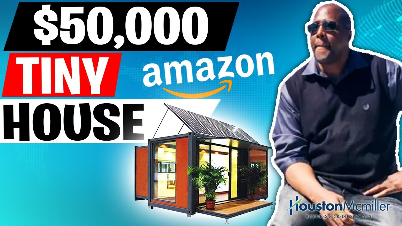 Download How To Start $50k Amazon Store With Amazon Tiny House Kit 2021?