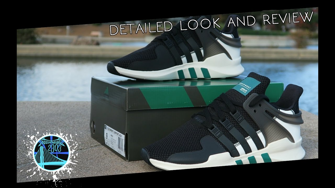 finest selection d767f bf3bb adidas EQT Support ADV - YouTube