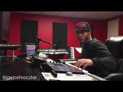 Bryson Tiller Type Beat Tutorial with Amazing Vocals (MPC + Reason) [JayJosh RocStar]