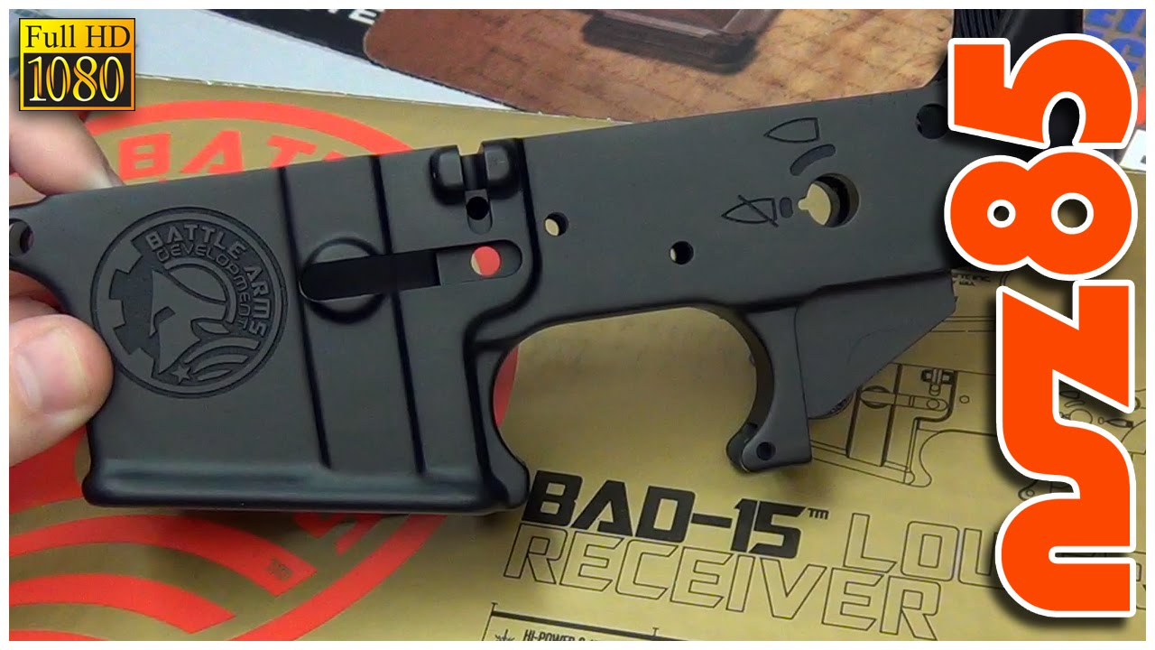 Best AR-15 Lower Receiver Review 2019: Aluminum & Polymer