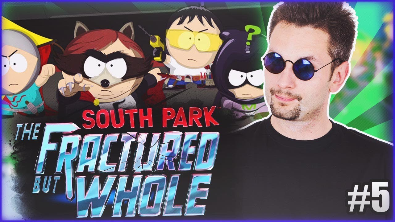 SZKOŁA-POLICJA-KOŚCIÓŁ | South Park TFBW | #5