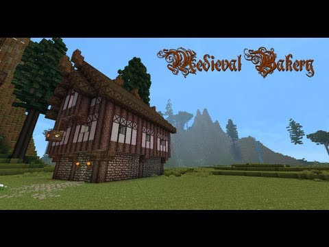 Settlements Season 2- How to make a medieval bakery