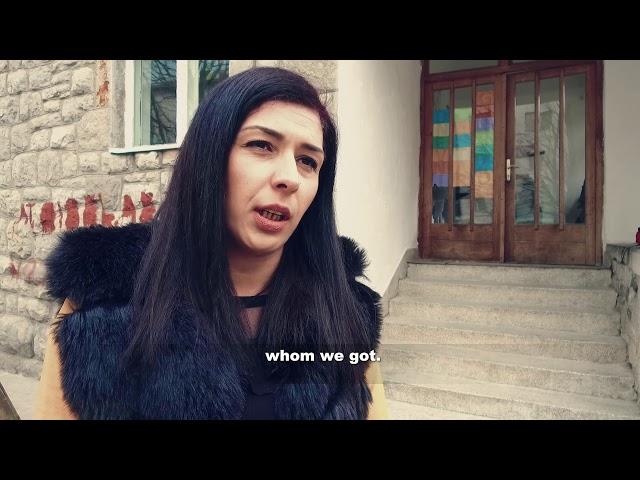 Remove the fake face of politics in Grahovo