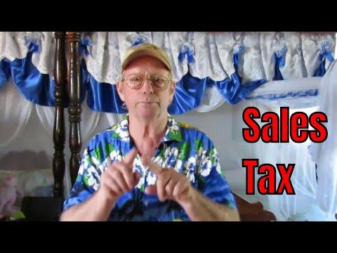 Arts crafts sales tax license rules
