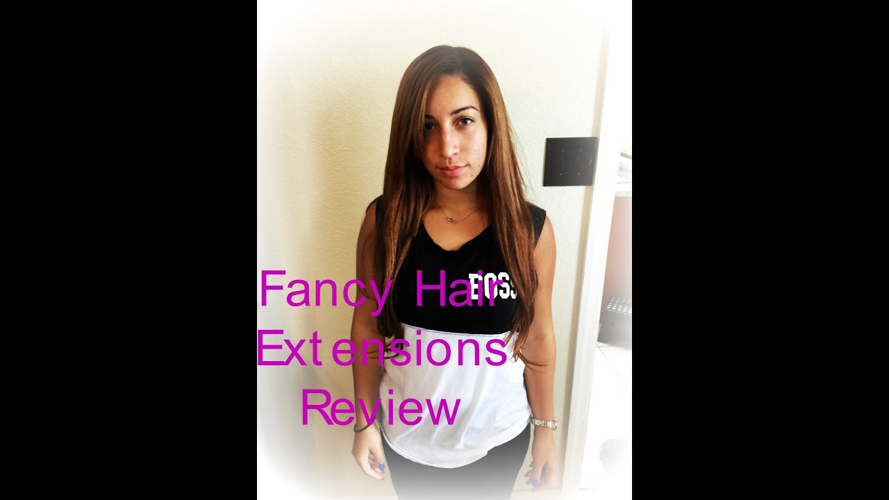 My fancy hair extensions review youtube my fancy hair extensions review pmusecretfo Images
