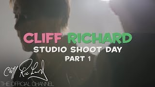 Cliff Richard - Rise Up Behind The Scenes TV Ad Shoot